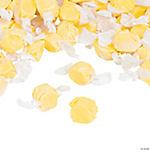 Yellow Salt Water Taffy Candy