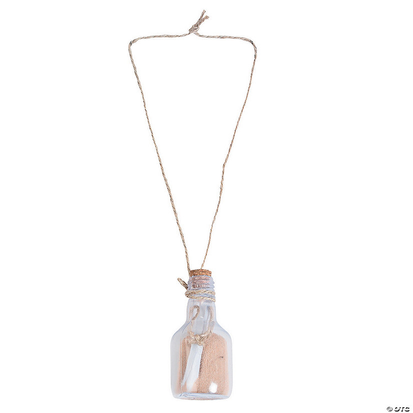 c0cf18db9646 DIY Message In A Bottle Necklaces - 48 pcs.