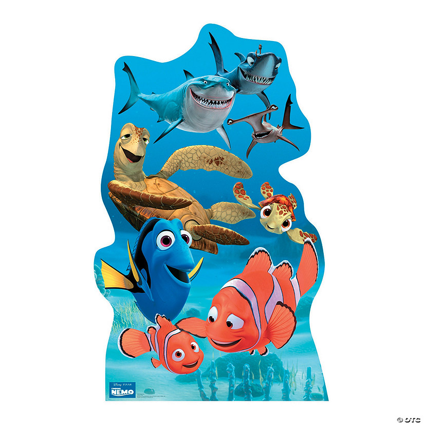Finding Nemo Cardboard Stand Up