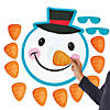 Pin the Nose on the Snowman Party Game Video Thumbnail 1