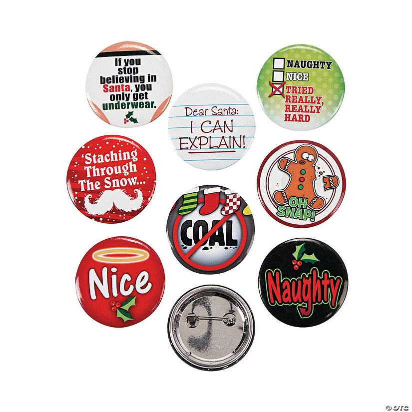 Funny Christmas Images.Funny Christmas Buttons
