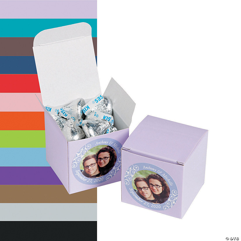 69532b6da4e3 Custom Photo Mini Favor Boxes