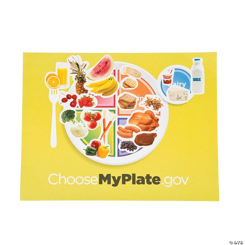 Choose MyPlate Sticker Scenes
