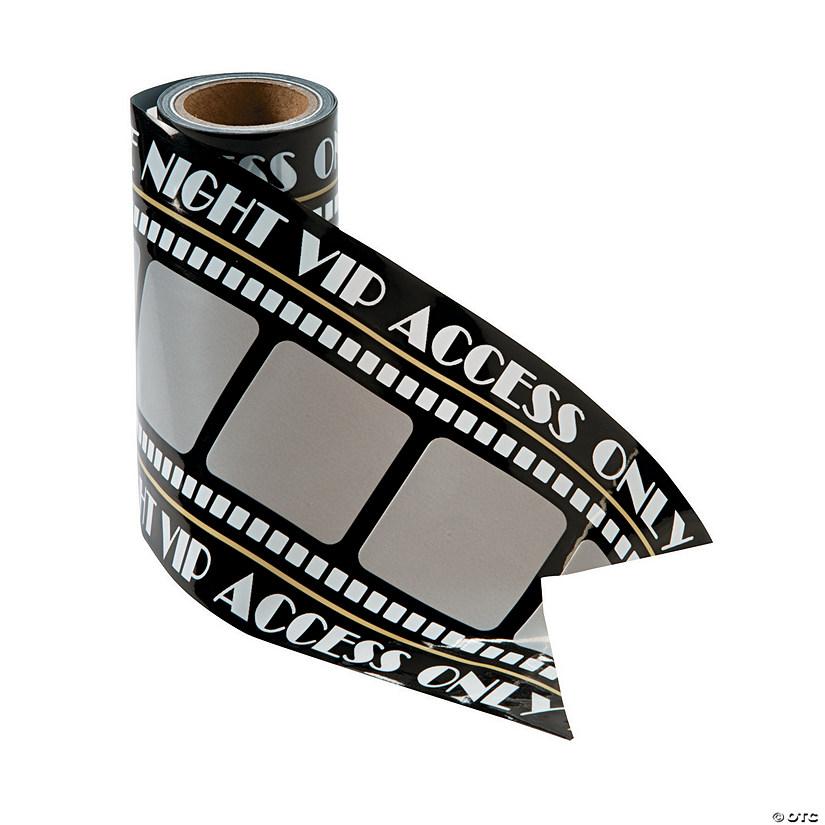Film Strip Plastic Streamer