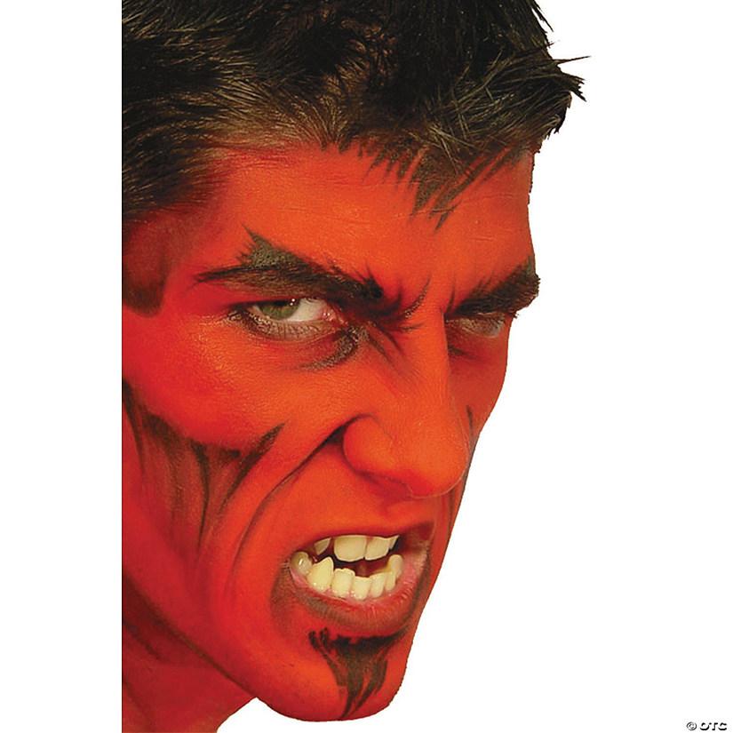 Halloween Makeup Devil.Easy Devil Makeup Kit