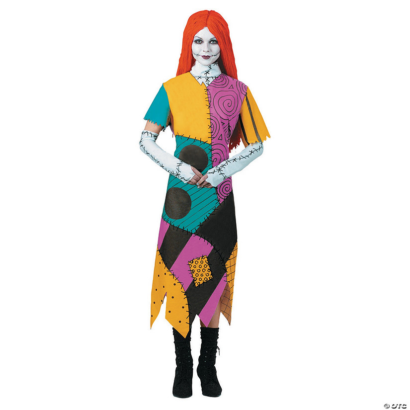 0ef9bb4ee2e Women's Plus Size Classic The Nightmare Before Christmas™ Sally Costume    Oriental Trading
