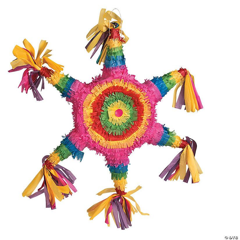 Neon Star Piñata   Oriental Trading