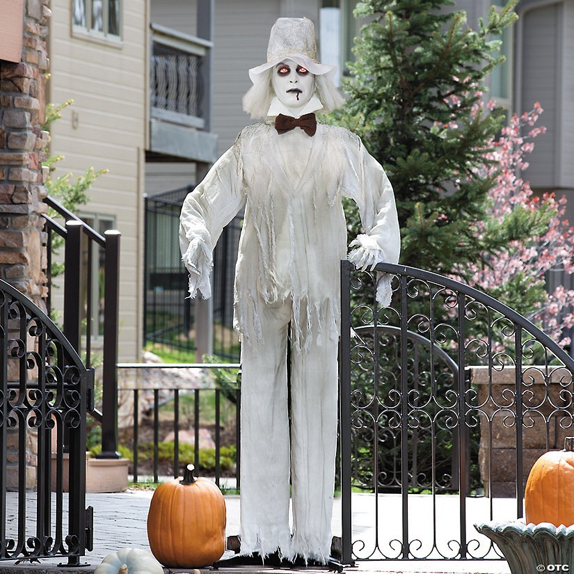 Sir Reginald Rot Halloween Decoration