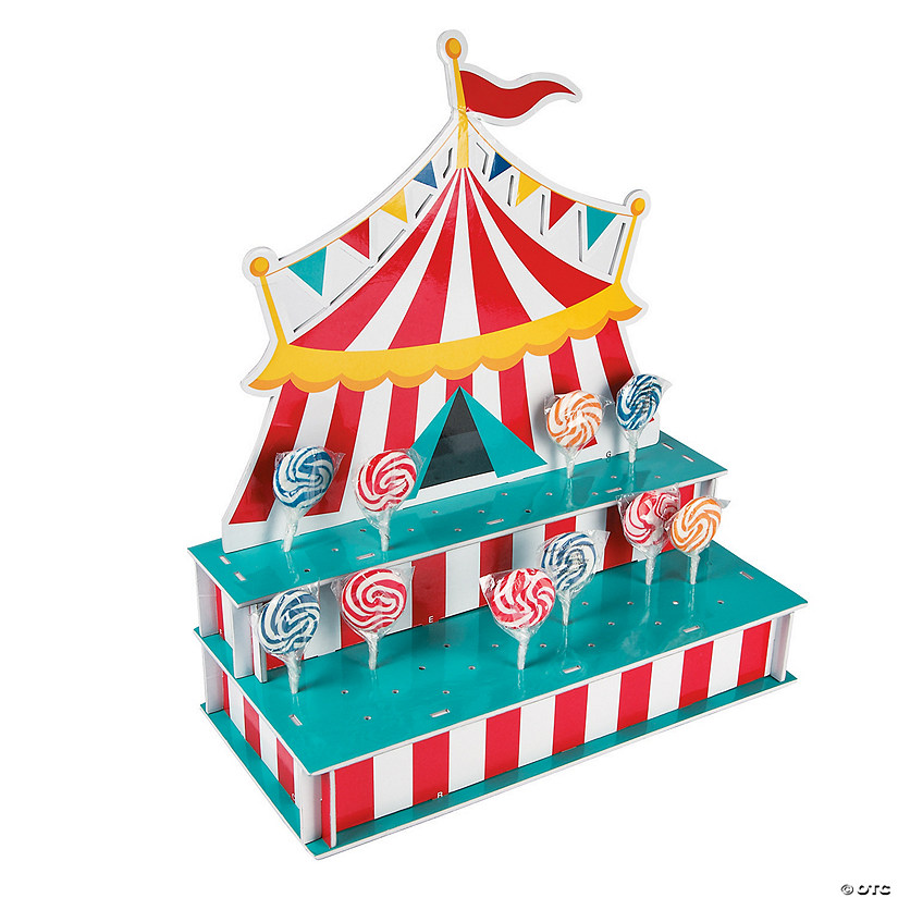Tent Shaped Lollipop Stand Oriental Trading