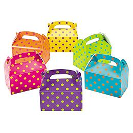 Party Favor Bags Boxes Gift