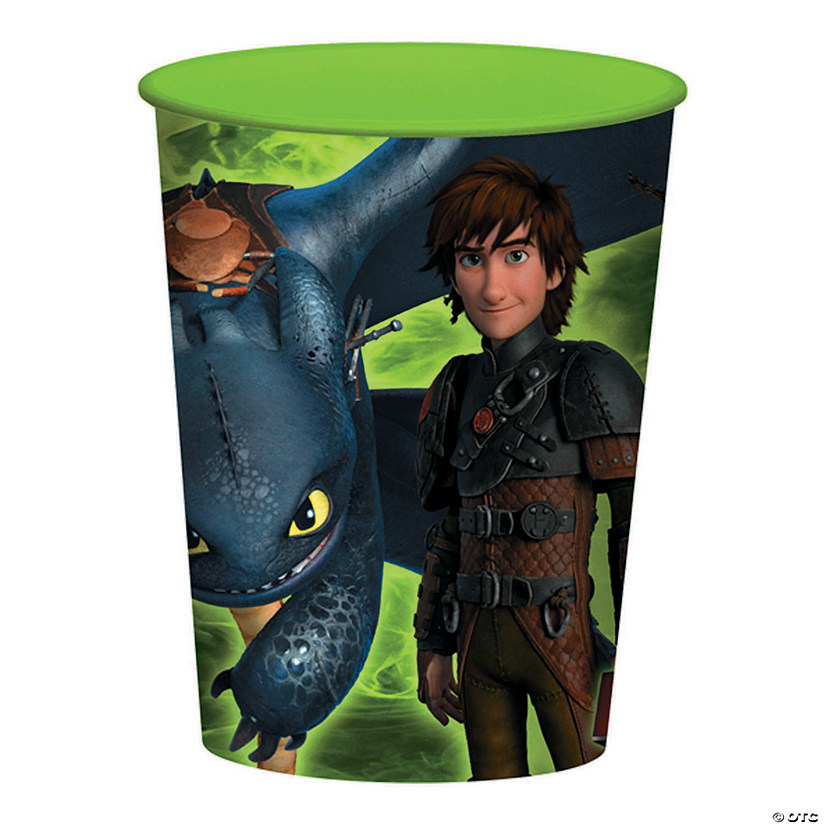 How To Train Your Dragon 2 Cup 16 Oz Discontinued