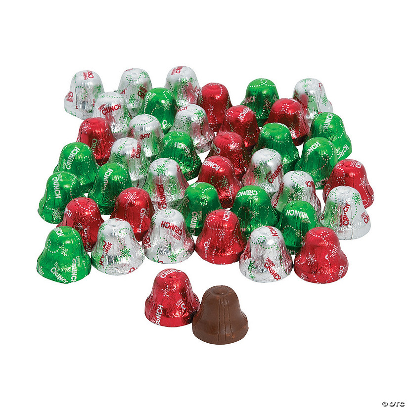 Christmas Bells Images.Nestle Crunch Jingle Bells Chocolate Candy