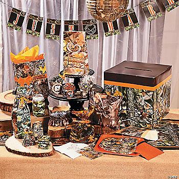 Camo Wedding Collection