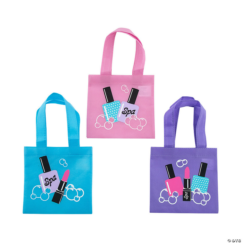 New Mini Spa Party Tote Bags ND48