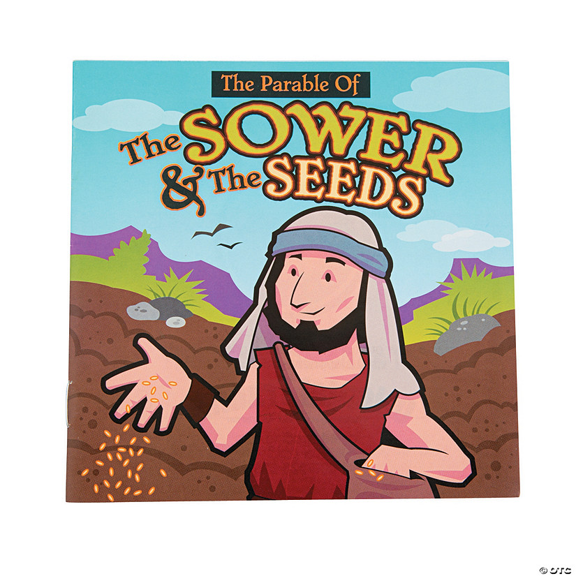 Parable of The Sower Readers - Discontinued