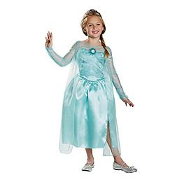 Girls' Frozen Costumes