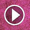Red Glitter Tulle Roll Video Thumbnail 1