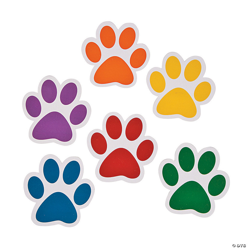 It's just an image of Agile Paw Patrol Paw Print