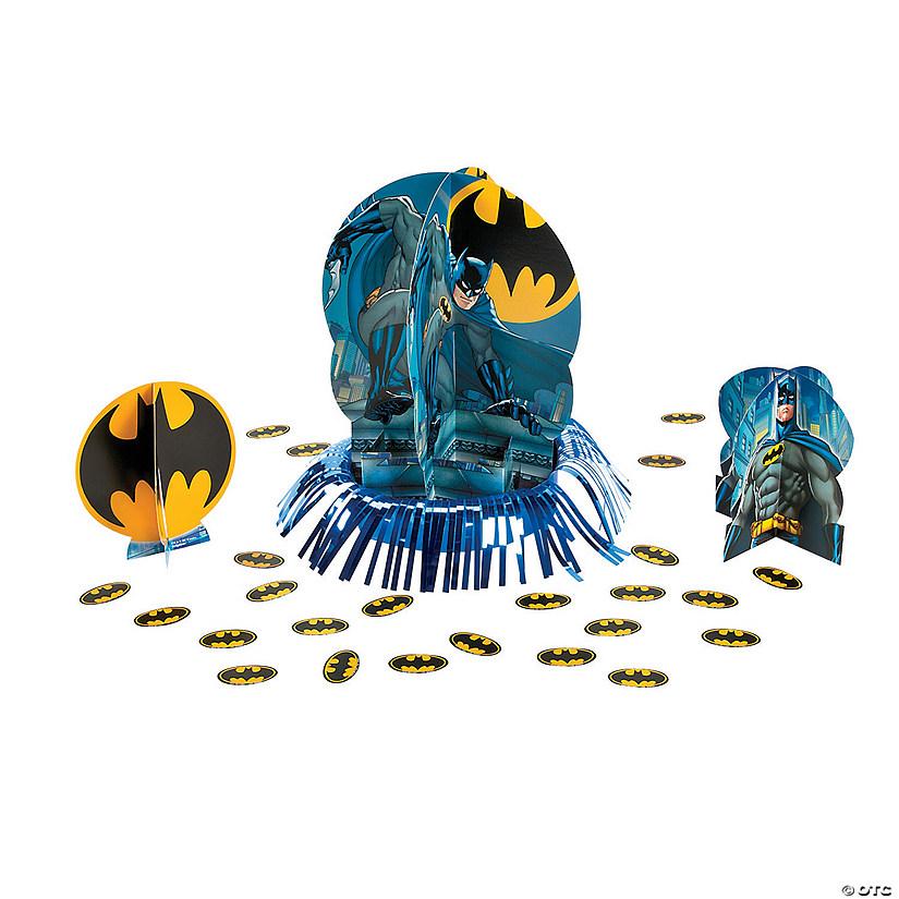 Batman Table Decorating Kit Oriental Trading