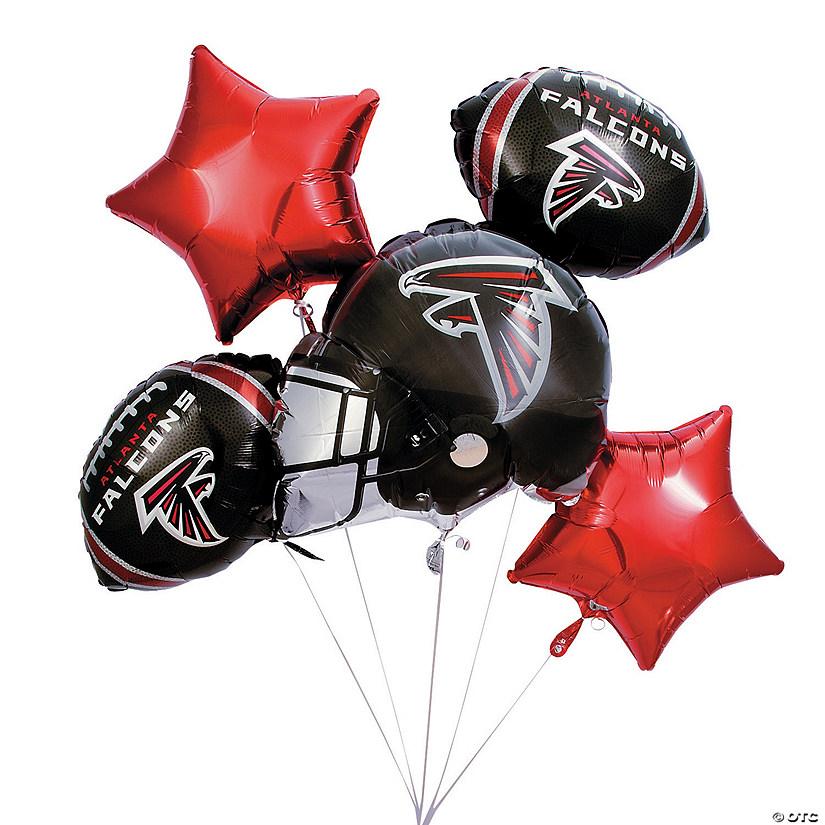 f46ccbc4702 NFL® Atlanta Falcons™ Mylar Balloons | Oriental Trading