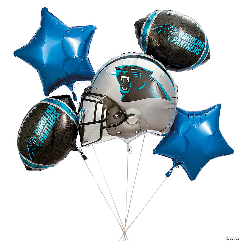 NFLR Carolina PanthersTM Mylar Balloons