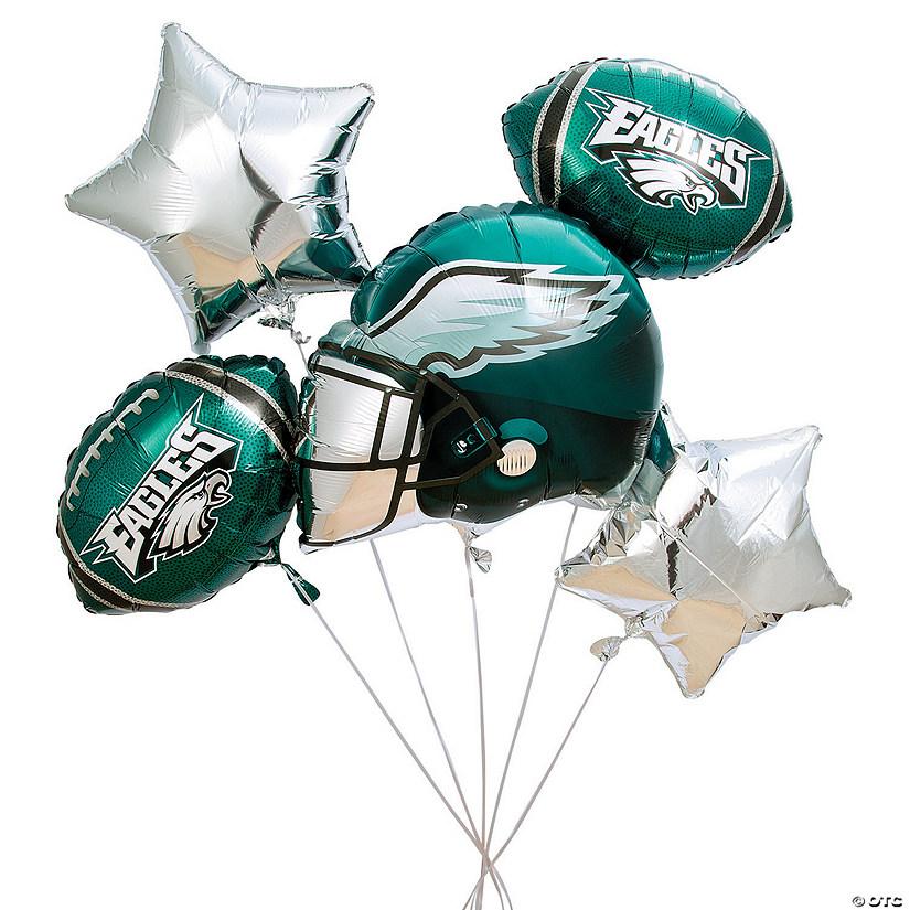 Nfl Philadelphia Eagles Mylar Balloons Oriental Trading