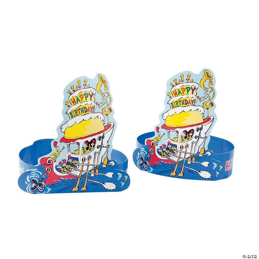 Dr Seuss Happy Birthday Hats