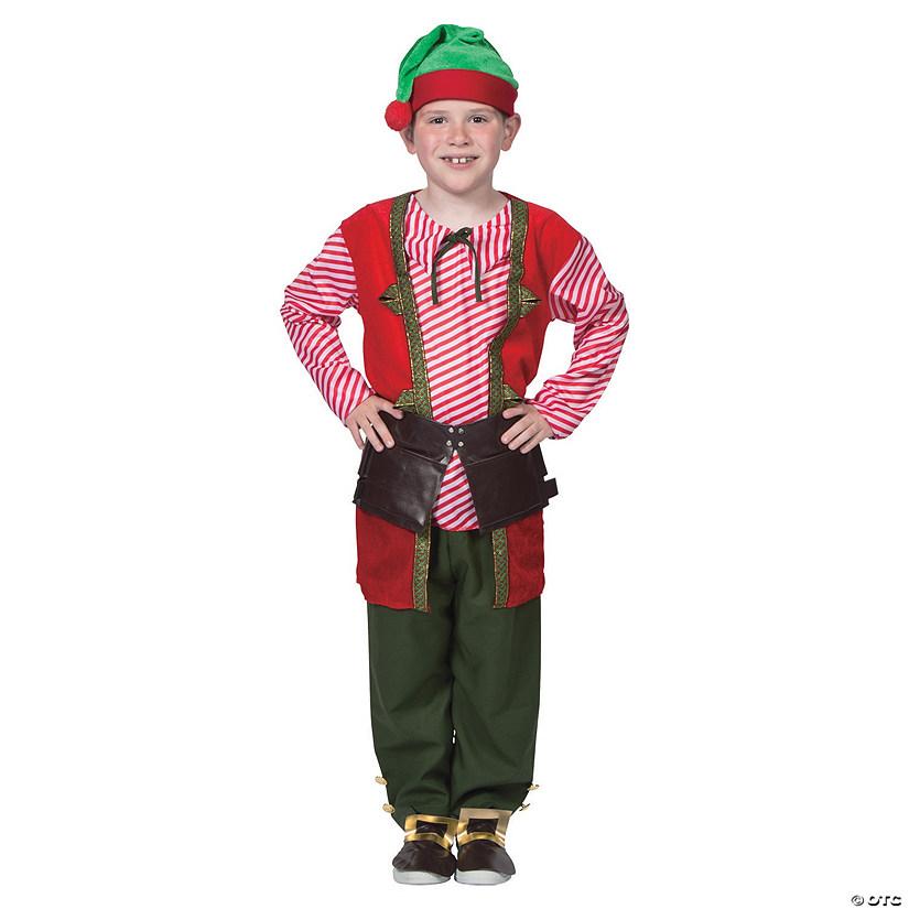 boys toy maker elf costume - Christmas Elf Costume