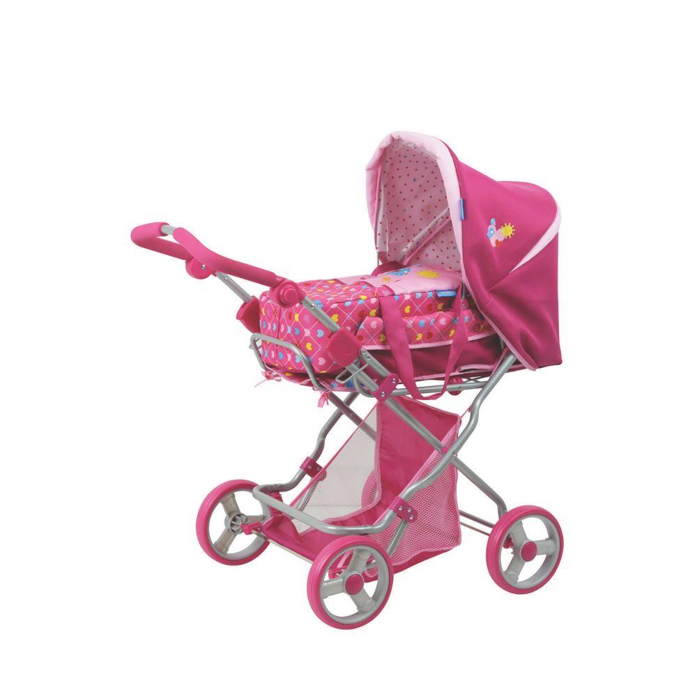 Birdie Doll Julia Pram Stroller Toy From MindWare