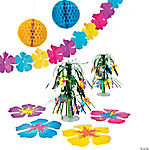 Hibiscus Party Decorating Kit