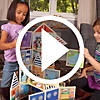 Build & Imagine: The Magnetic Dollhouse You Design Yourself Video Thumbnail 1