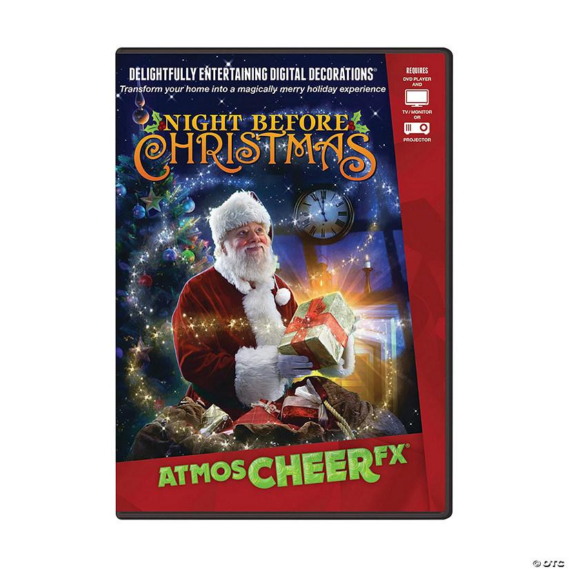 e8852faef5b5 AtmosCHEERfx Santa s Workshop DVD