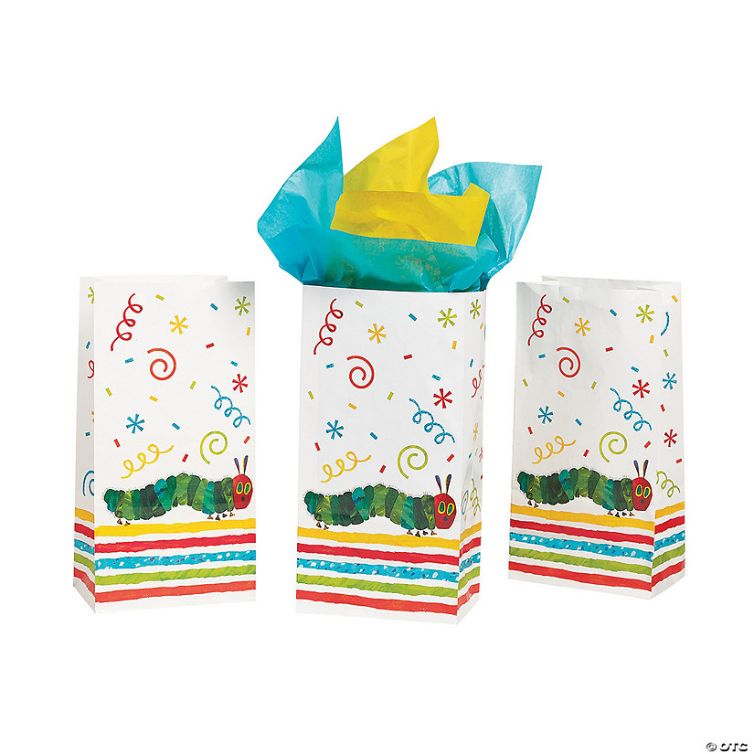 The Very Hungry Caterpillar Treat Bags