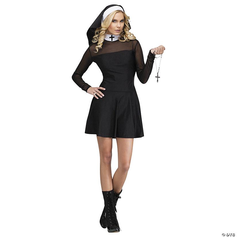 Women's Sexy Sister Nun Costume