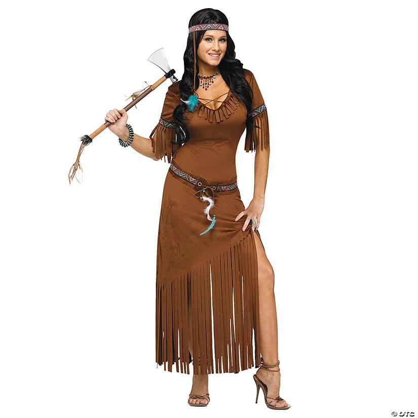 c64c73c4c3a Women's Native American Summer Beauty Costume