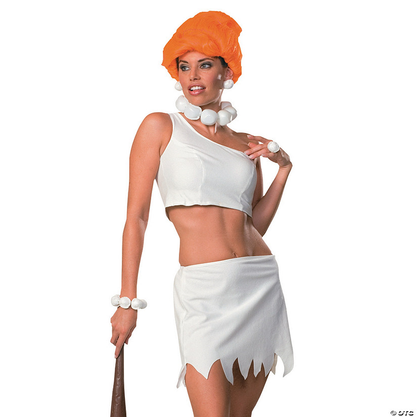 Women S Sexy The Flintstones Wilma Flintstone Costume