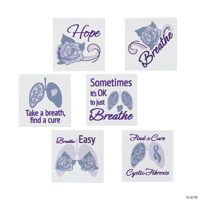 Top Cystic Fibrosis Awareness Tattoos VH38