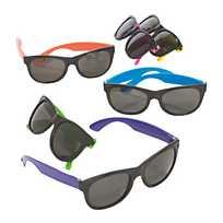 12-Pcs. Neon Sunglasses