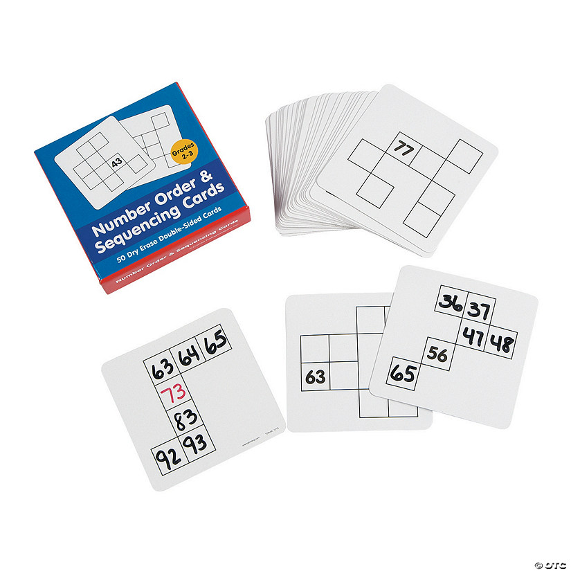 Cards for Learning Centers 36 Laminated Cards Number Bonds