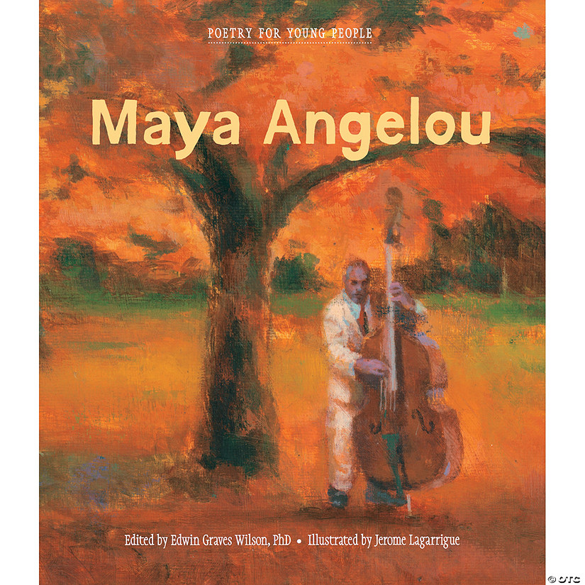 Poetry For Young People: Maya Angelou - Discontinued