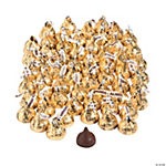 Hershey's® Kisses® 400 Pc. Gold Almond Chocolate Candy