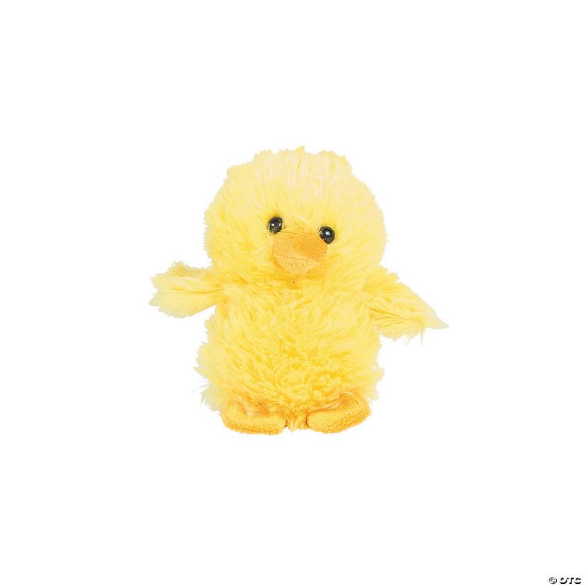 Fuzzy Stuffed Chicks