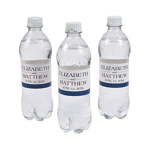 c734584d5fa7 Personalized Bottle Labels | OrientalTrading.com
