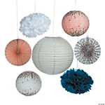 Confetti Design Hanging Decoration Kit