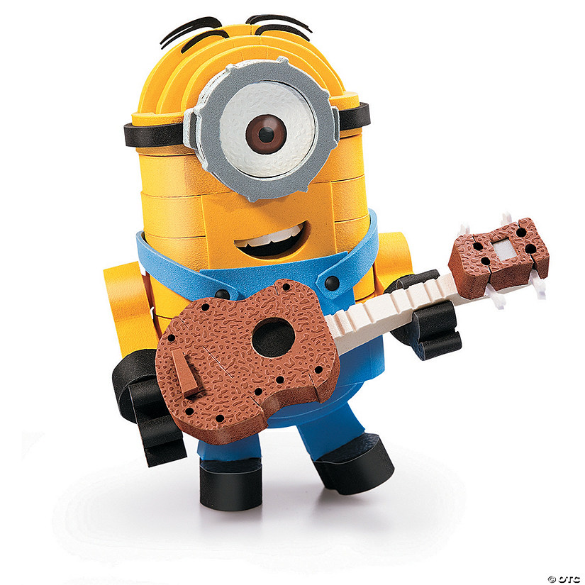 minion stuart construction kit
