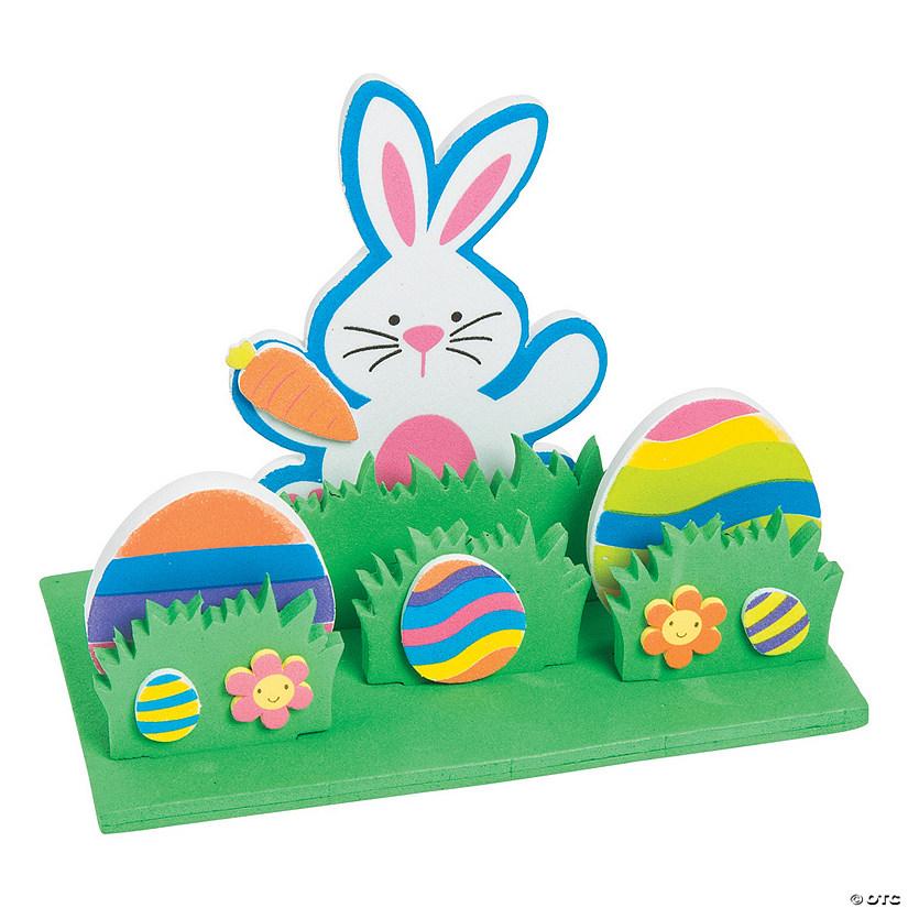 3d Easter Scene Craft Kit Oriental Trading