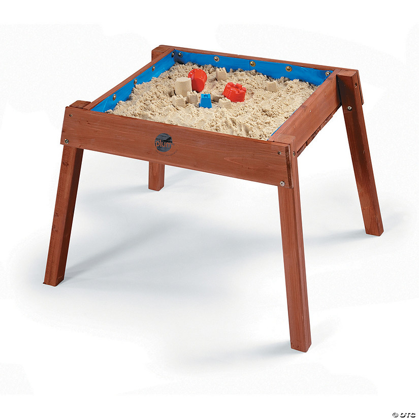 Build And Splash Wooden Sand Table