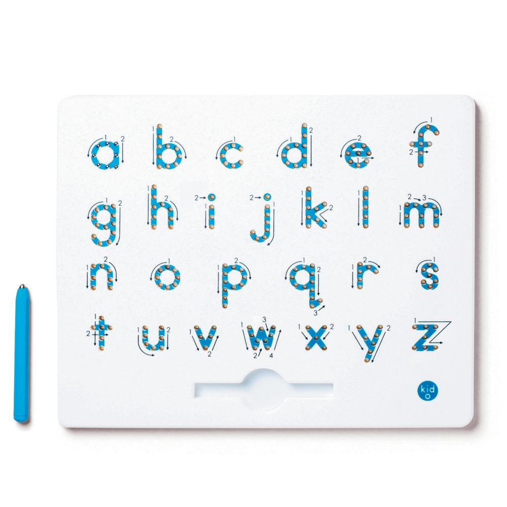 A To Z Lower Case Magnatab From MindWare