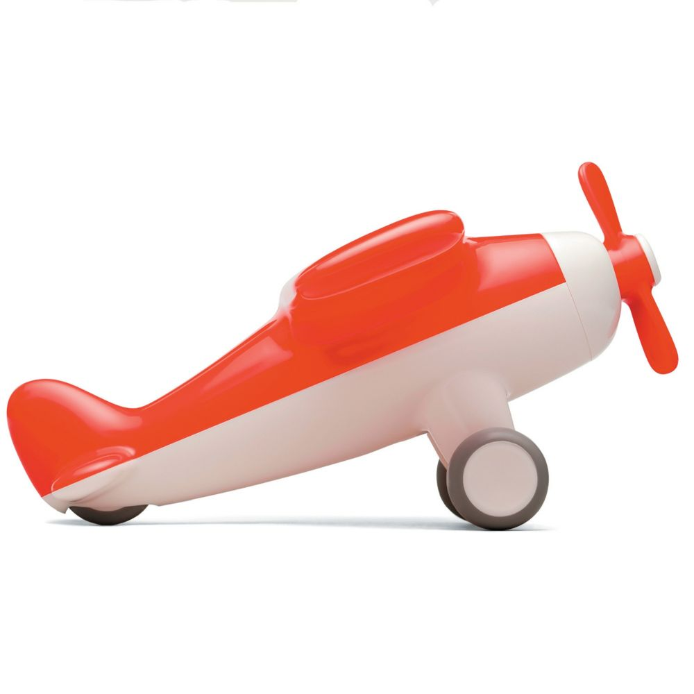 Airplane Red Toy From MindWare