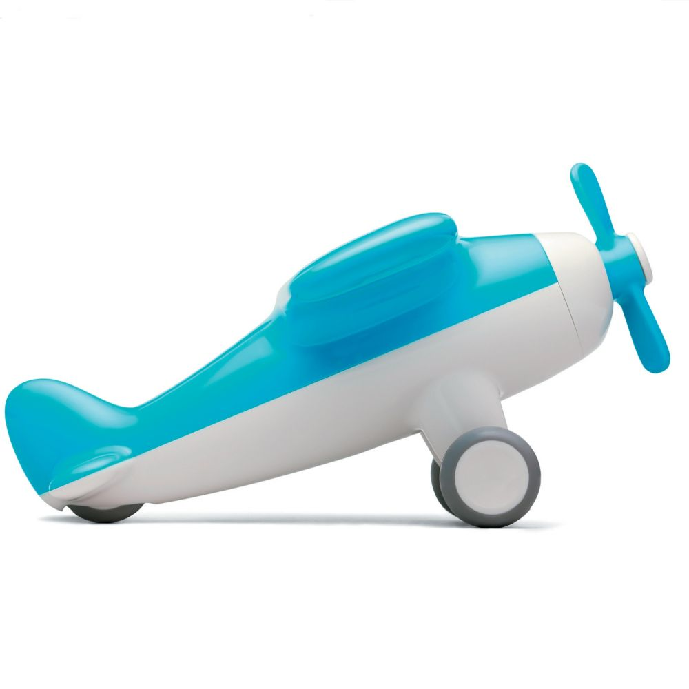 Airplane Blue Toy From MindWare